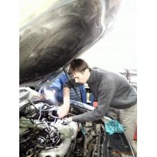 Обучение диагностике бензиновых двигателей вы апреле 2016