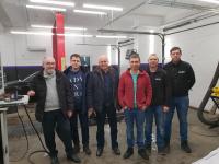 Новость 8 февраля 2019г: Итоги обучения диагностов в г Киеве в январе