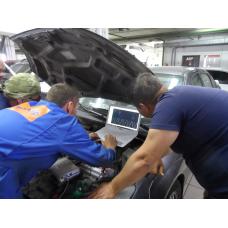 Автомобильный Осциллограф - продвинутый курс