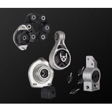 Шасси: элементы подвески и рулевого управления