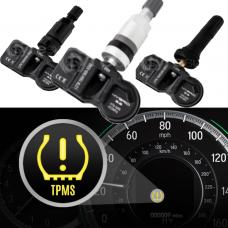 Диагностика и Обслуживание системы контроля давления в шинах (TPMS)