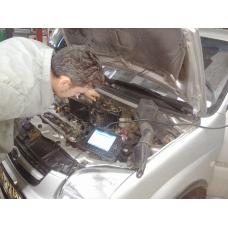 Диагностика автомобиля Suzuki